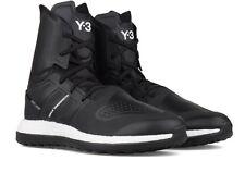 Y-3 Pure Boost ZG High Black UK 7 Yohji Yamamoto