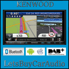 "KENWOOD DNN-9150DAB+DAB-A1, 7.0"" SCREEN, DAB, APPS, WiFi, NAVIGATION, BLUETOOTH"