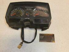 86 SUZUKI GS 550 GS550EF Gs550 gsx550ef Genuine Speedometer Dash Gauge Tach OEM