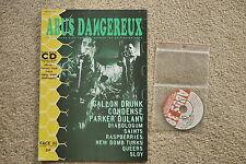 * Abus Dangereux 50 w/ CD 38 * Alboth! Sabot Skullduggery Happy Anger