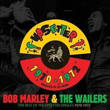 The Best of the Upsetter Singles 1970-1972 [Box] by Bob Marley/Bob Marley & the