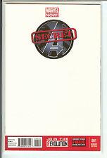 Secret Avengers #1 Marvel Now! Blank Variant NM
