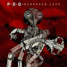 P.O.D.-MURDERED LOVE ULTRA LIMITED EDITION  CD NEW
