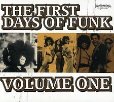 First Days of Funk, Vol. 1 by Various Artists (CD, Feb-2005, Electrostatic)