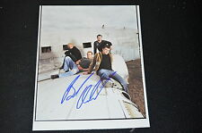 BRAD ARNOLD signed Autogramm 20x25 cm In Person Sänger 3 DOORS DOWN