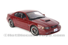 AUTOart Ford Mustang GT 40th Anniversary 2004 1:18 red 72856