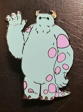 Fantasy Pin - BayMax as Sulley LE50 Jumbo Pin - Disney - Monsters Inc