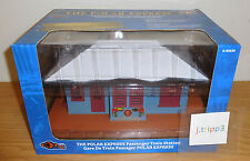 LIONEL #83434 POLAR EXPRESS PASSENGER STATION TRAIN ACCESSORY O GAUGE NORTH POLE