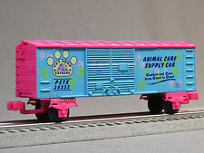 LIONEL JUNCTION PET SHOP BOXCAR O GAUGE train dog cat grooming 6-81288 B NEW