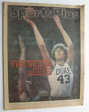 """1978 3/24 """"Boston Globe Sports Plus Section"""", The NCAAs, The Power and Glory"""
