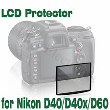 Fotga Premium LCD Screen Panel Protector Glass for Nikon D40/D40x/D60