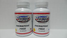 2 X 60= 120 CAPSULES STONE BREAKER CHANCA PIEDRA Herbal Kidney liver Support