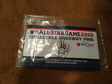 New York Mets SGA All Star Game 2013 Fanfest Collectible Pin Wincraft - GLOVE