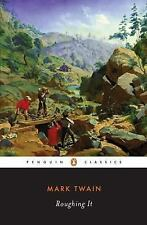 Roughing It, Twain, Mark; Edited with an Introduction by Hill, Hamlin, Good Book