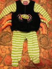 Baby halloween costume, spider, 0-3 mois. bnwt.