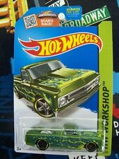 '15 HOT WHEELS 1967 CHEVROLET C10 PICKUP NEW IN BOX HW WORKSHOP SERIES