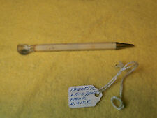 VINTAGE c1940's MAGNETIC TELEPHONE DIALER MECHANICAL PENCIL
