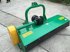 Tractor Mounted Flail Mower 1750mm .Heavy Duty Offset £1799 inc VATand Delivery