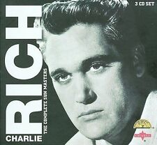 CHARLIE RICH - Complete Sun Masters [Box] CD ** Excellent Condition RARE **