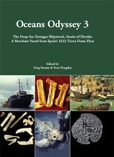 Oceans Odyssey 3. The Deep-Sea Tortugas Shipwreck, Straits of Florida: A Merchan