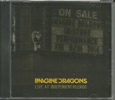 IMAGINE DRAGONS Live Independent 4 RARE TRX ONLY 2000  MADE CD SEALED RSD SEALED