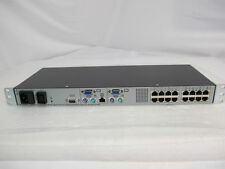 HP SERIES EO1013  Rack Mountable 16-port KVM Switch Keyboard Video Mouse Switch