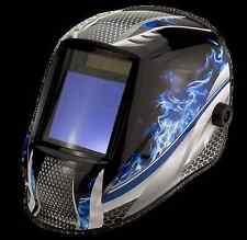 Auto Darkening Solar welders Welding Helmet Mask+Grinding Mode Automatic New