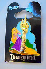 ☀️ WDI RAPUNZEL AT DISNEYLAND PRINCESS FANTASY FAIRE TOWER LE 250 DISNEY PIN