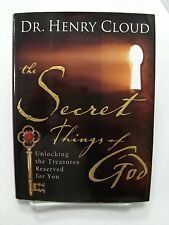 THE SECRET THINGS OF GOD Unlocking the Treasures Reserved For You ChristianCloud
