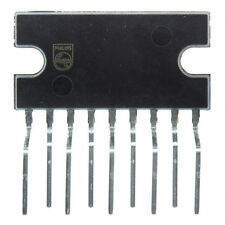 TDA2616Q  INTEGRATED CIRCUIT-IC AMP AUDIO PWR 15W HIFI 9SIL