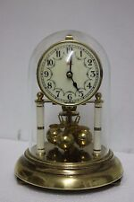 Med Size Kern anniversary clock/ 400 day./torsion clock./dome clock.