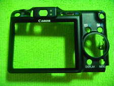 GENUINE CANON G9 BACK CASE COVER PARTS FOR REPAIR