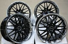 "18"" CRUIZE 190 BP ALLOY WHEELS FIT OPEL VAUXHALL INSIGNIA"