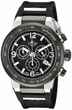 GV2 by Gevril Men's 8203 Chronograph Novara Analog Display Swiss Made Watch