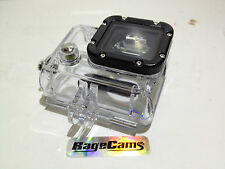 Gopro HD hero 3 HD hero3 h2o Waterproof Housing UNDERWATER Case hd 197'/60m MINT