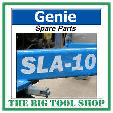 Genie SLA Material Lift SLA10 Decal (Pack 2) Sticker 32690 Spare Part