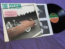 The System - Don't Disturb This Groove LP - Electro Synth Boogie Funk Shrink NM