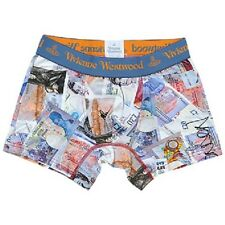"Authentic Vivienne Westwood Men Underwear Boxer ""Money"" M size Japan Limited #96"