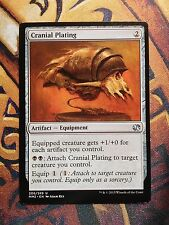 Cranial plating   Modern Masters  VO   -  MTG Magic (EX)