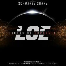 LIGHTS OF EUPHORIA Schwarze Sonne EP CD 2012