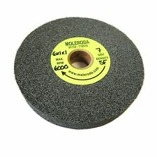 """CONVOLUTE WHEEL 6"""" x 1"""" x 1"""" centre hole-7SFN For Smoothing & Removing Scratches"""