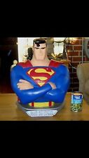 Dc Comics Wb Warner Brothers Statue Maquette Superman Animated Series Bust