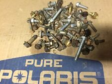 POLARIS RZR 800 MISC. BOLTS SET (grab bag) BODY/FRAME LOT- fasteners-sf 2 -rp8