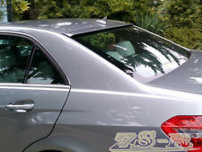 Painted 792 Palladium Silver Factory Roof Spoiler Lip For 11-14 E350 E550 4Dr