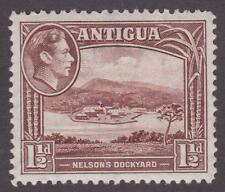 Antigua 1943 #86 King George VI - VF MH
