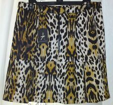 New Tiger Print skater skirt. Atmosphere, size 12