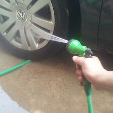 7 Pattern Adjustable Nozzle Car Garden Washing Hose Water Spray Gun Sprinkler