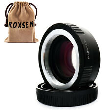 Focal Reducer Speed Booster Adapter M42 mount lens to Micro 4/3 M4/3 E-PL6 GX7