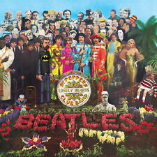 "The Beatles ""Sgt. Pepper's Lonely Hearts Club Band"" CD West Germany"