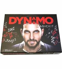 Official Dynamo Magician Magic Kit Set Book of Secrets Impossible Magic  Tricks